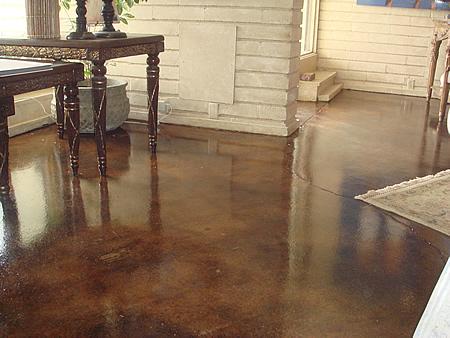 Stained Concrete Floors Adellefav955